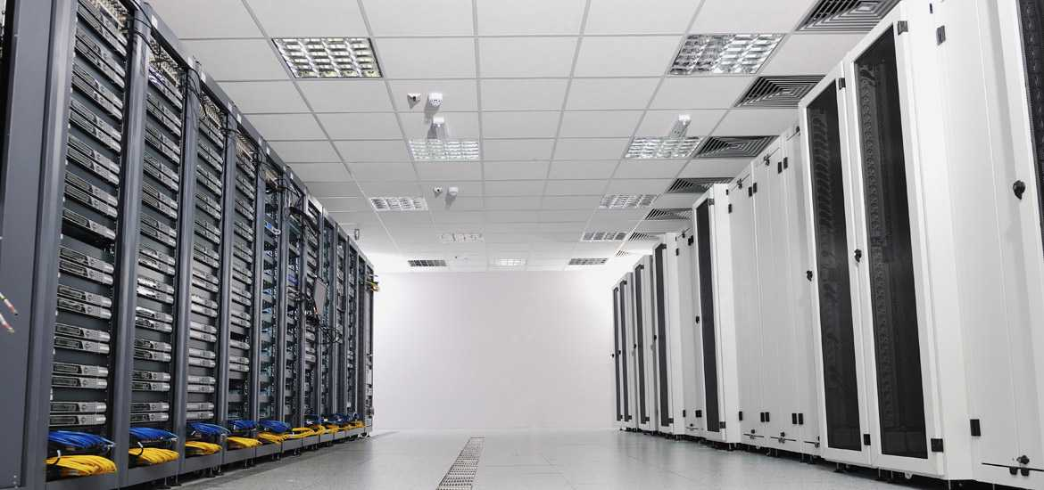 School Hosting Data Center